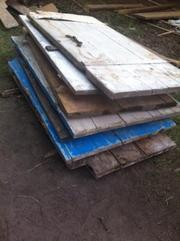 Старая древесина ,  доска б/у балки